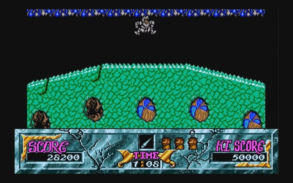 Ghouls and Ghosts : Impression d'écran 7