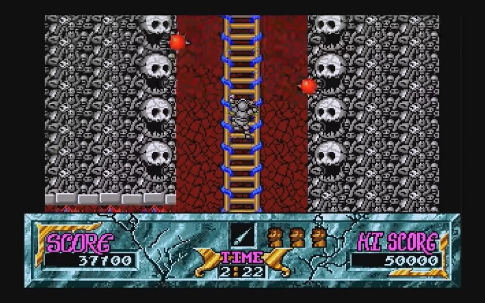 Ghouls and Ghosts : Impression d'écran 9