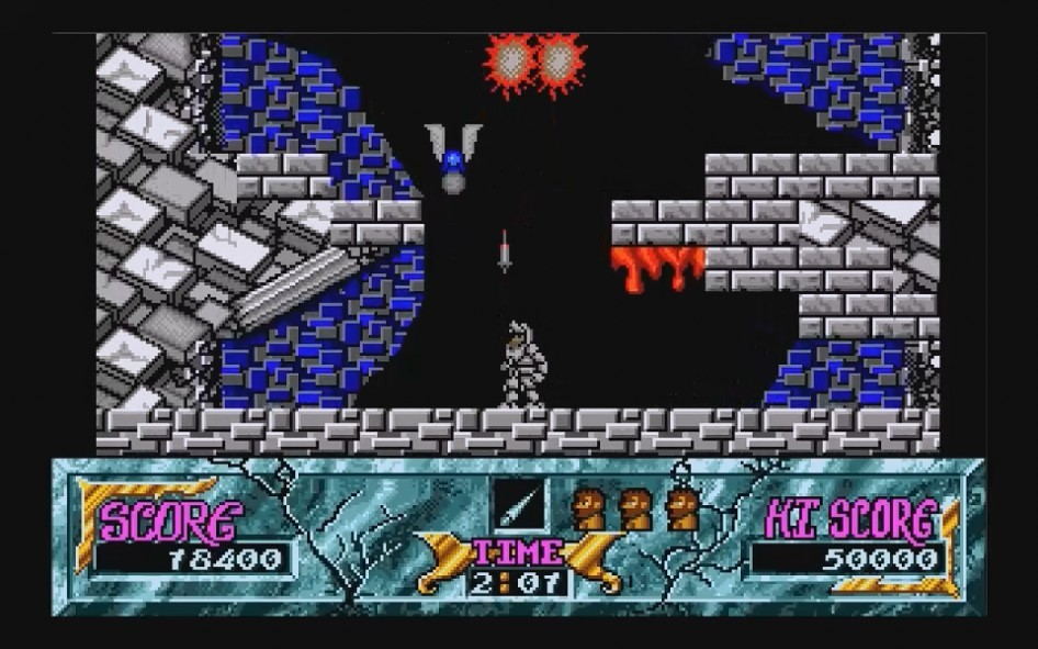 Ghouls and Ghosts : Impression d'écran 15