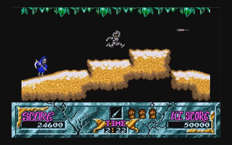 Ghouls and Ghosts : Impression d'écran 16