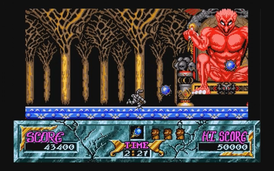 Ghouls and Ghosts : Impression d'écran 25