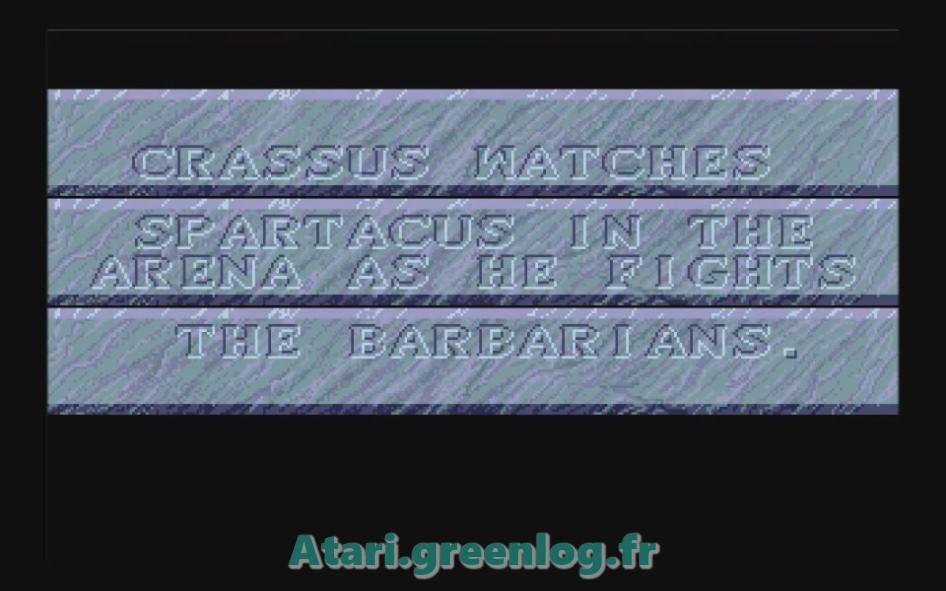 Gladiators : Impression d'écran 4