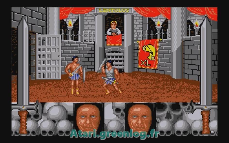 Gladiators : Impression d'écran 6