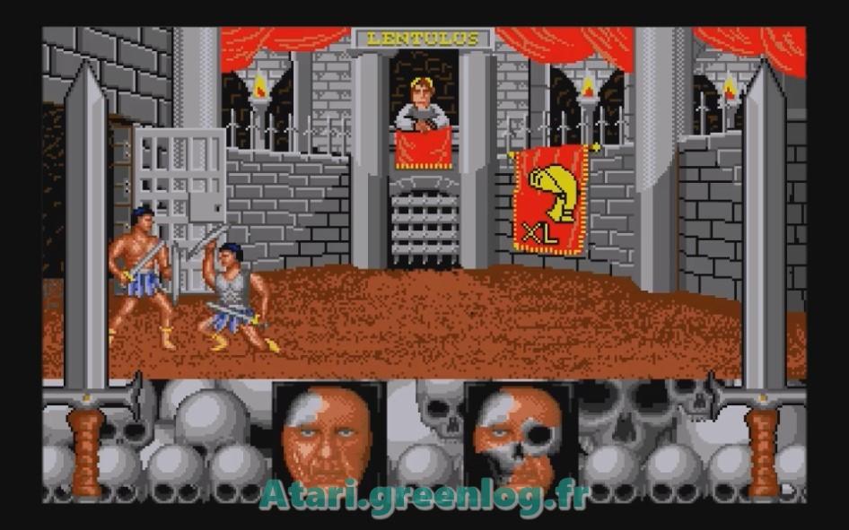 Gladiators : Impression d'écran 7