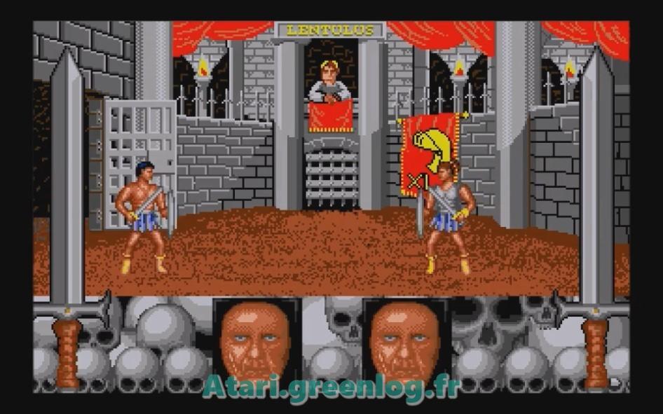 Gladiators : Impression d'écran 8