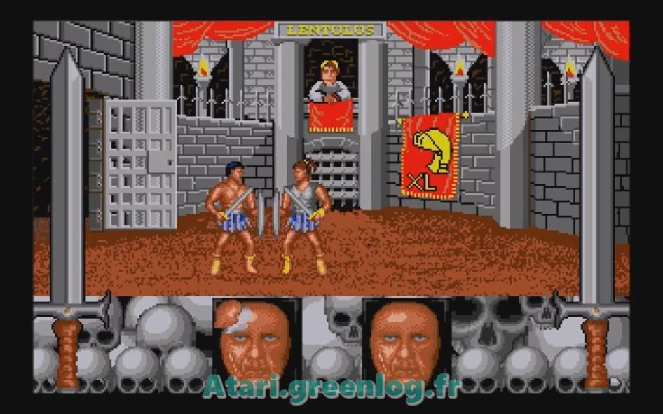 Gladiators : Impression d'écran 9