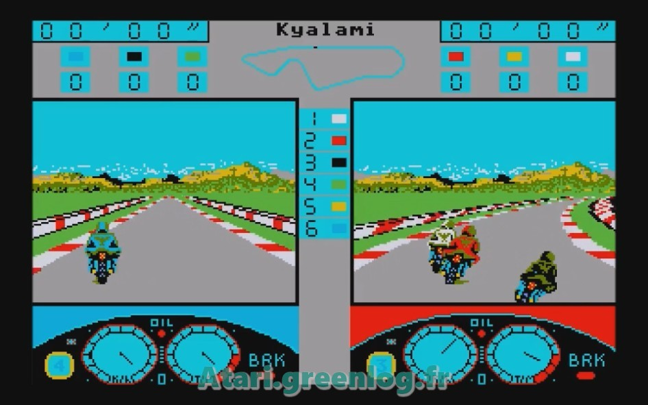Grand Prix 500cc : Impression d'écran 5