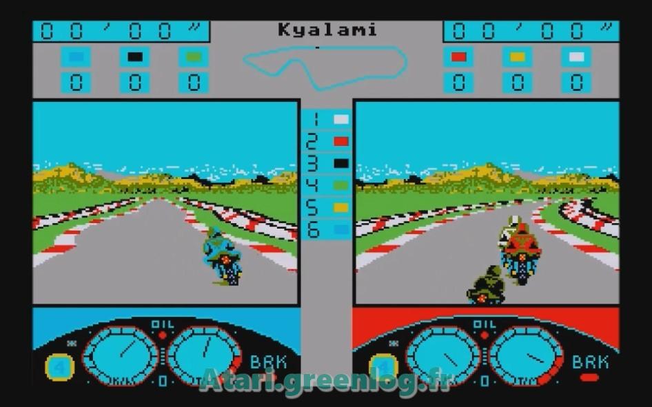 Grand Prix 500cc : Impression d'écran 6