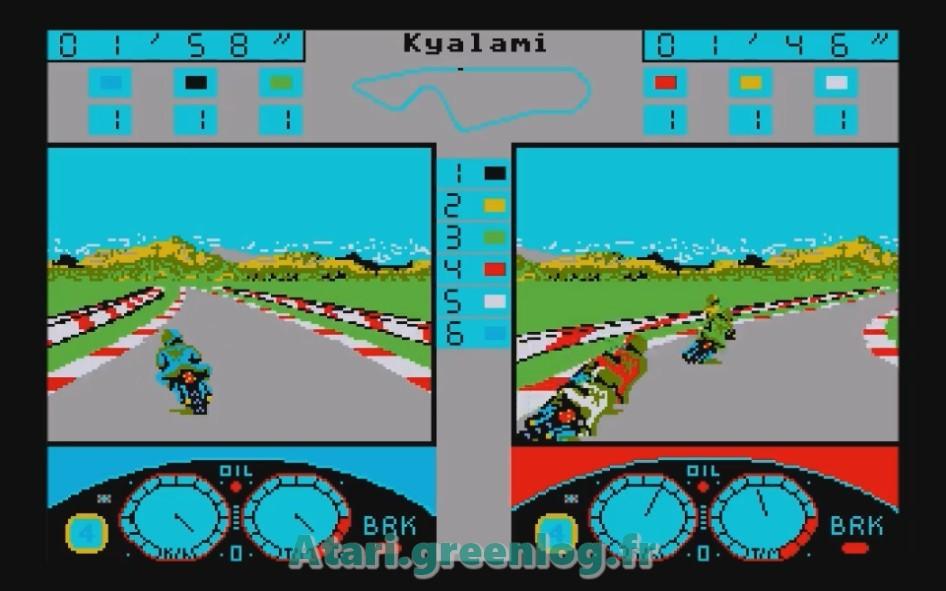 Grand Prix 500cc : Impression d'écran 8