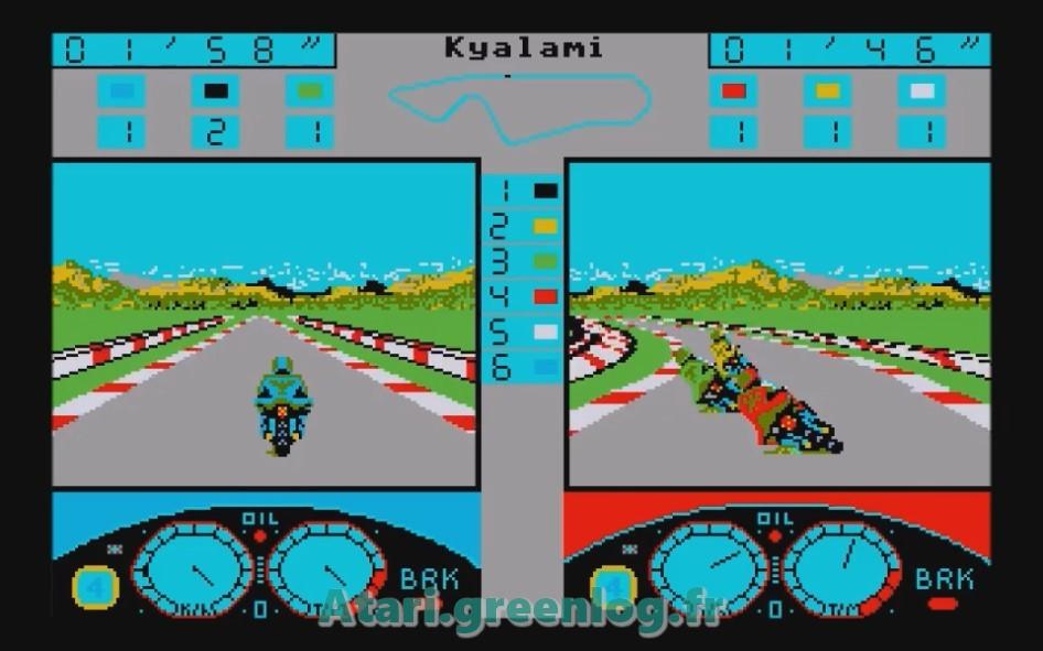 Grand Prix 500cc : Impression d'écran 9