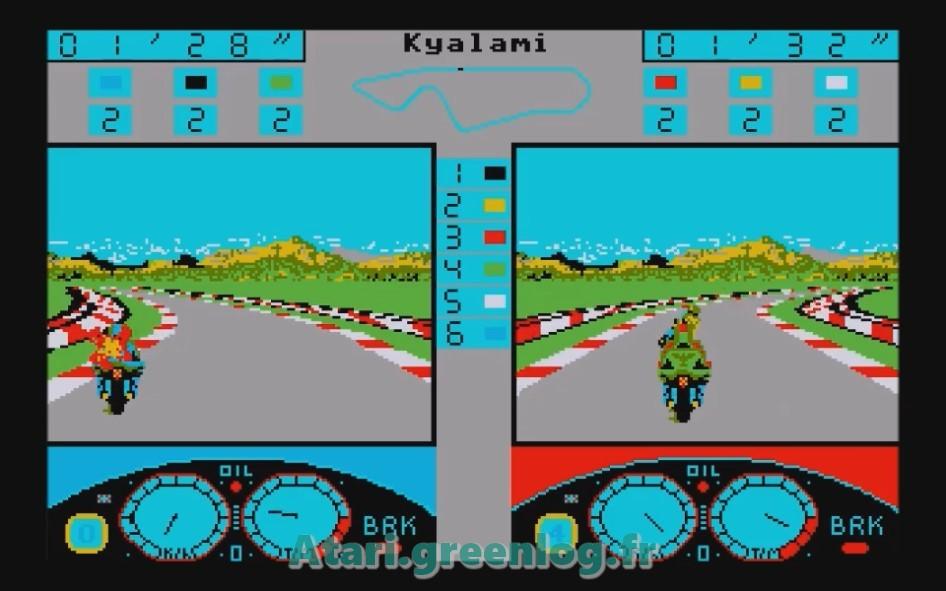 Grand Prix 500cc : Impression d'écran 10