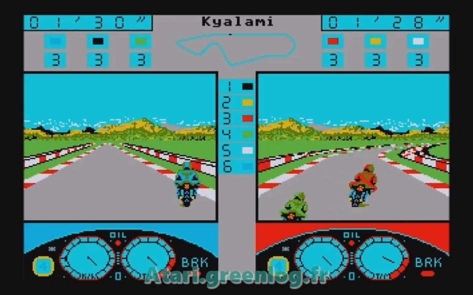 Grand Prix 500cc : Impression d'écran 11