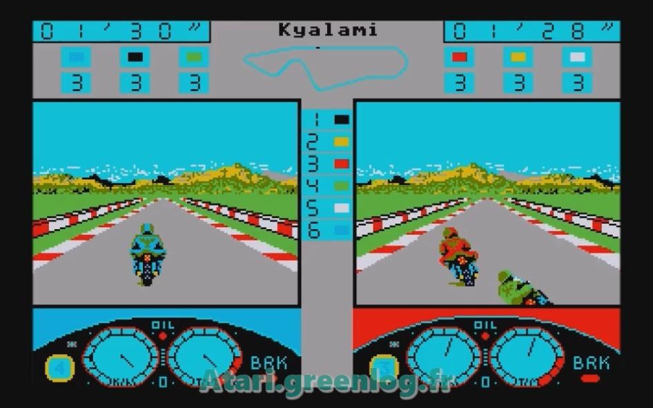 Grand Prix 500cc : Impression d'écran 12