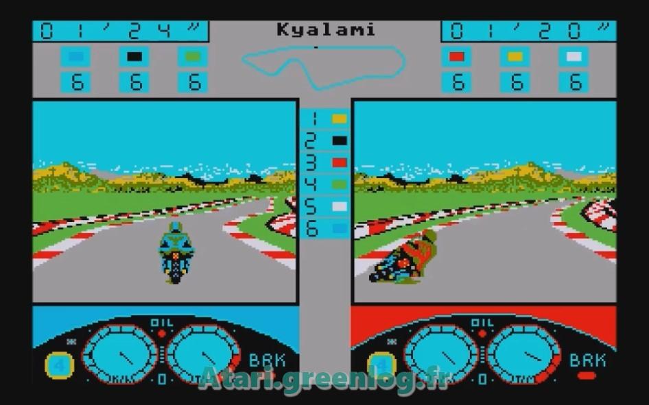 Grand Prix 500cc : Impression d'écran 16