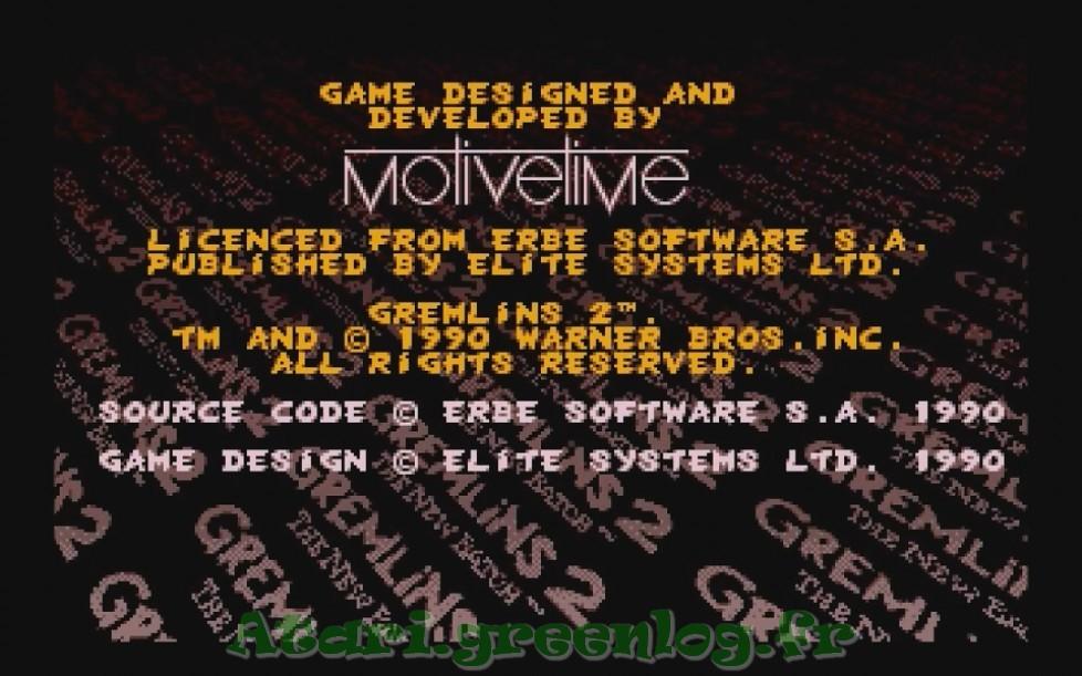 Gremlins 2 : Impression d'écran 3