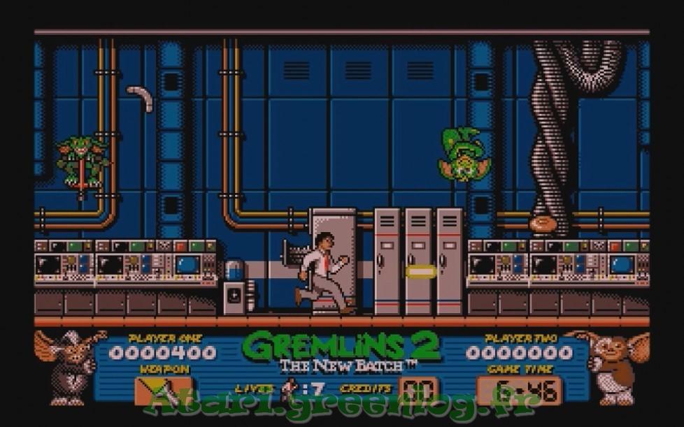 Gremlins 2 : Impression d'écran 7