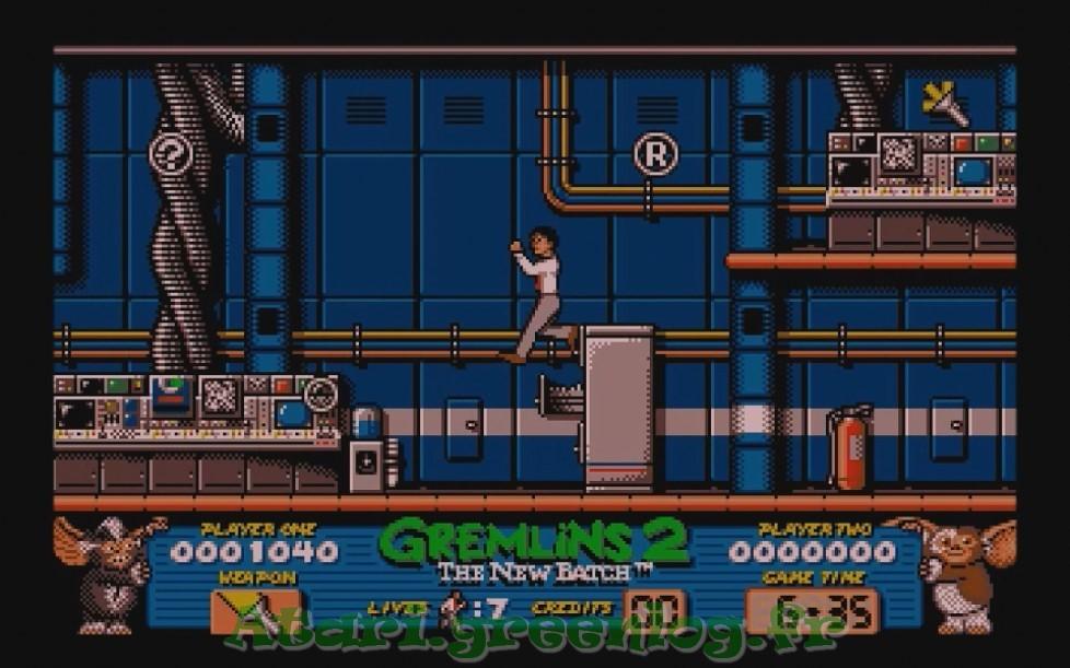 Gremlins 2 : Impression d'écran 8