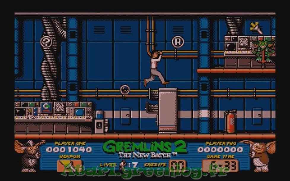 Gremlins 2 : Impression d'écran 9