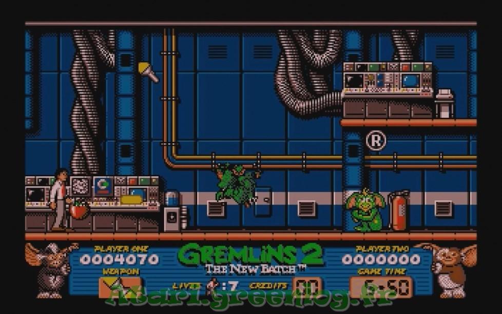Gremlins 2 : Impression d'écran 11