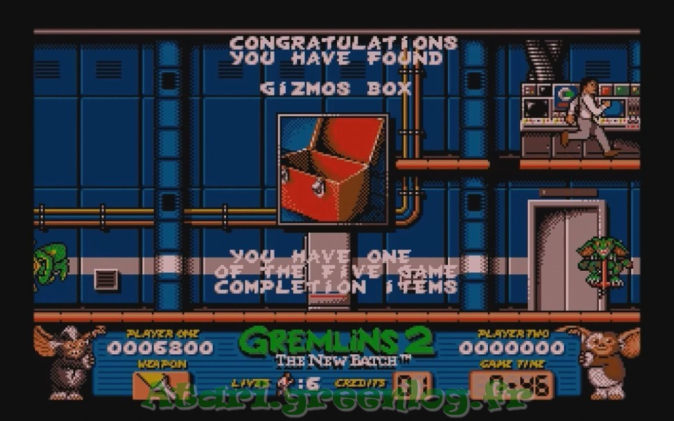 Gremlins 2 : Impression d'écran 16