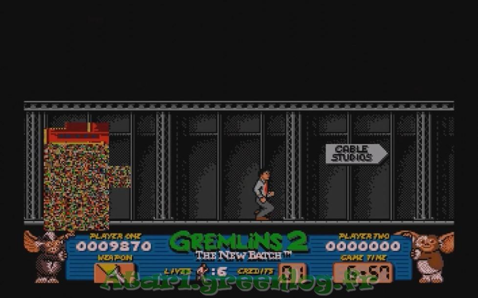 Gremlins 2 : Impression d'écran 18