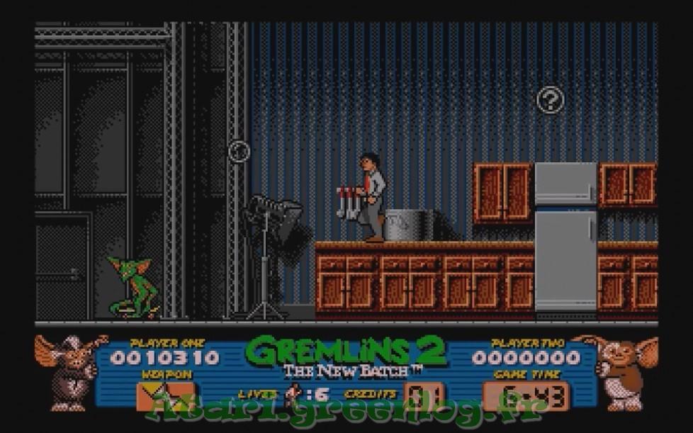 Gremlins 2 : Impression d'écran 19