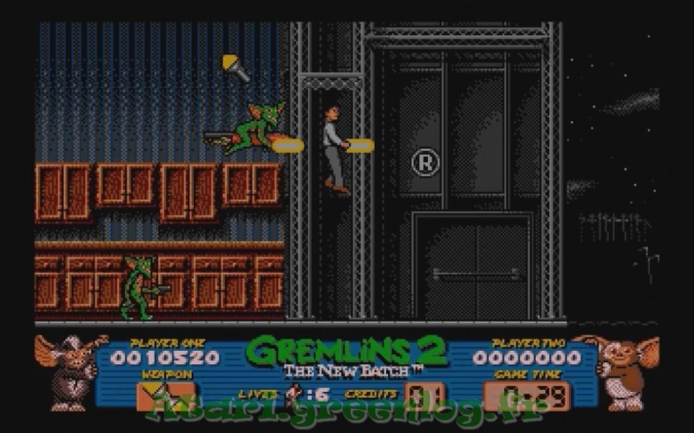 Gremlins 2 : Impression d'écran 20