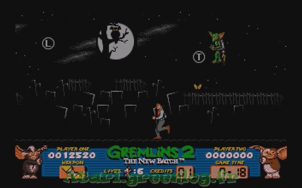 Gremlins 2 : Impression d'écran 21