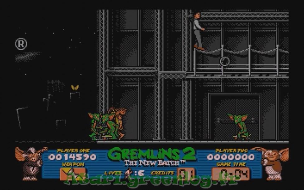 Gremlins 2 : Impression d'écran 22