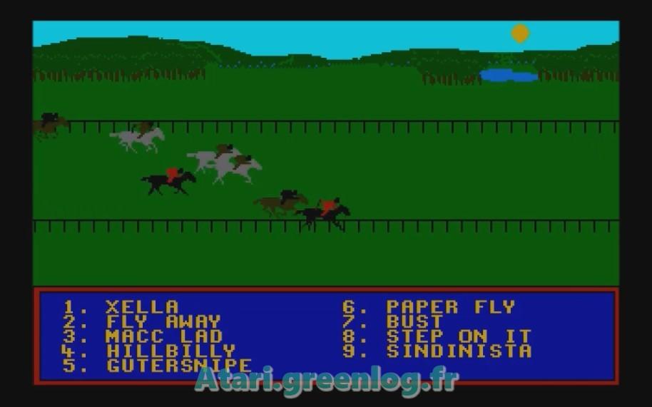 Horse Racung Simulator : Impression d'écran 6
