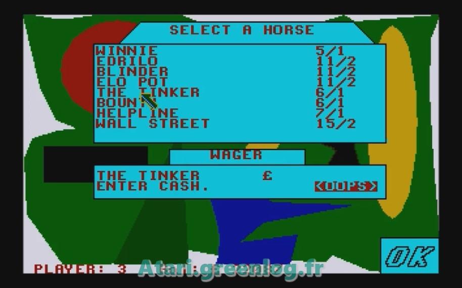 Horse Racung Simulator : Impression d'écran 10