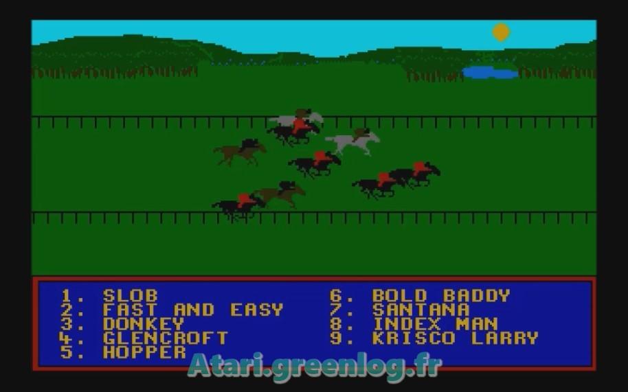 Horse Racung Simulator : Impression d'écran 12