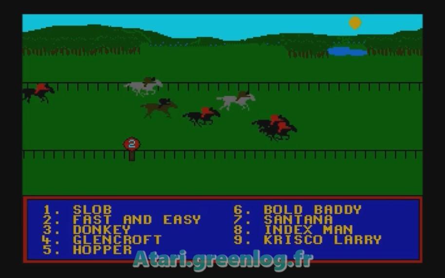 Horse Racung Simulator : Impression d'écran 13