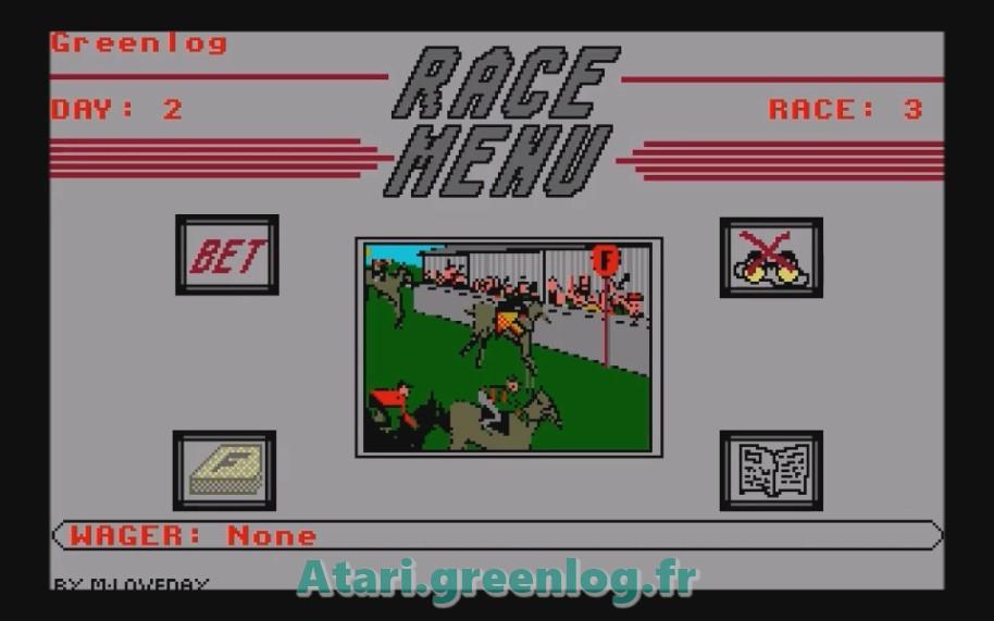 Horse Racung Simulator : Impression d'écran 15