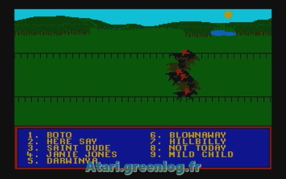Horse Racung Simulator : Impression d'écran 16