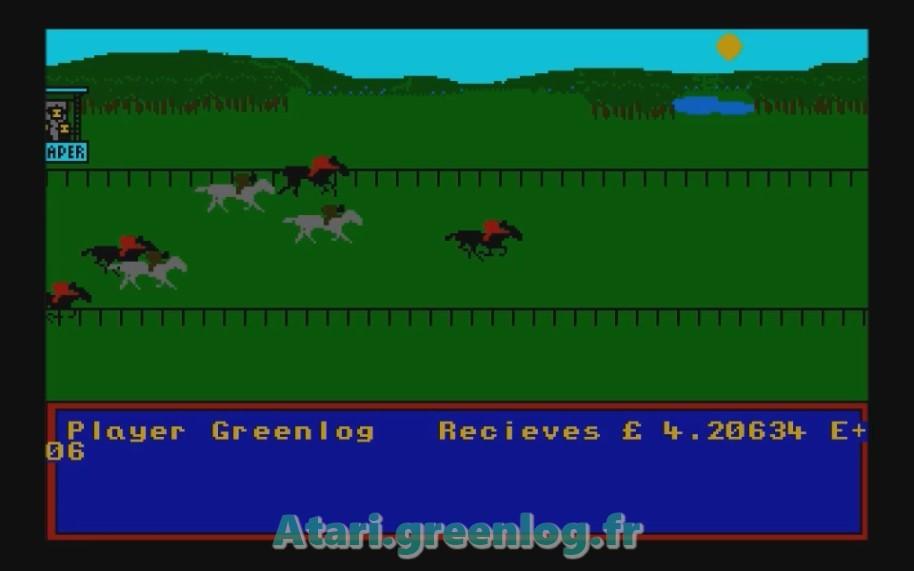 Horse Racung Simulator : Impression d'écran 19