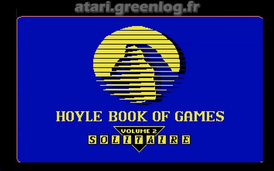 Hoyle Book of Games – Volume 2 – Solitaire