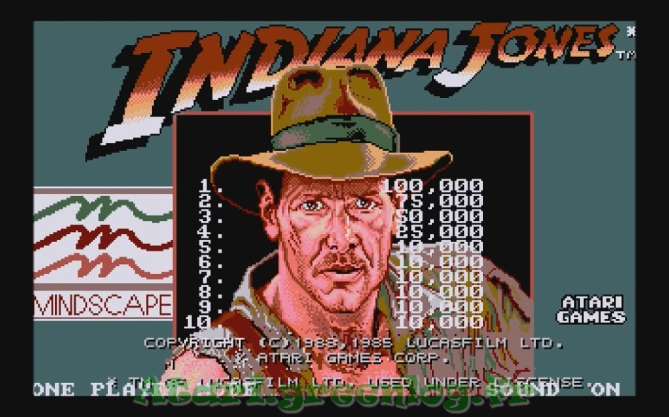 Indiana Jones et le temple de Doom : Impression d'écran 2
