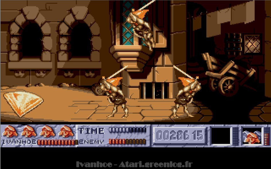 Ivanhoe : Impression d'écran 27