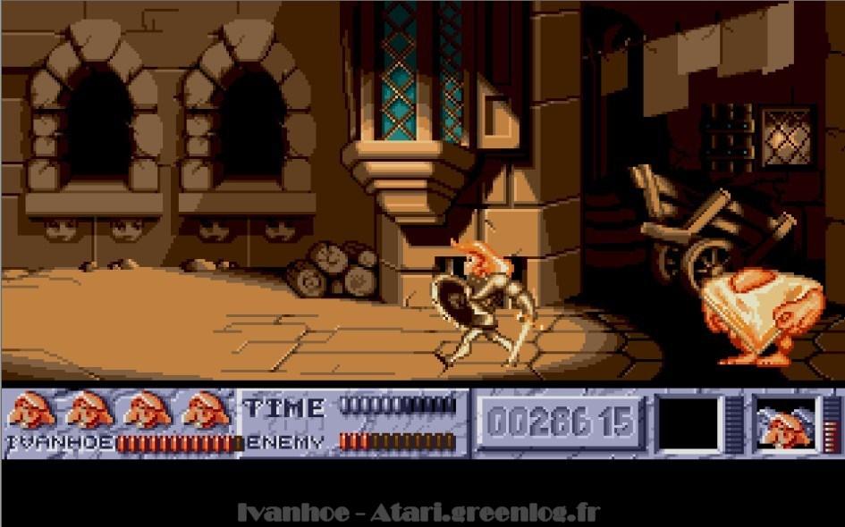 Ivanhoe : Impression d'écran 28