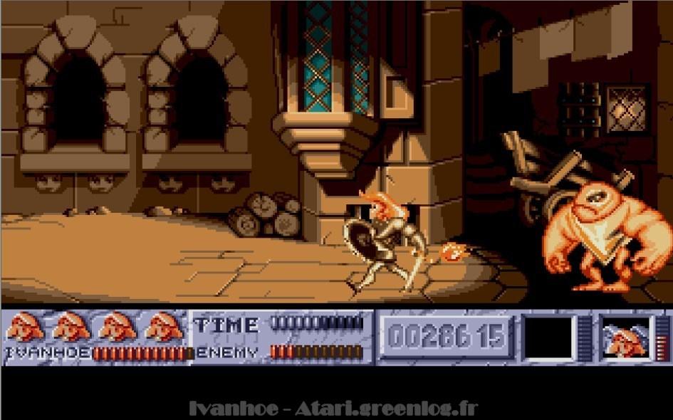 Ivanhoe : Impression d'écran 29