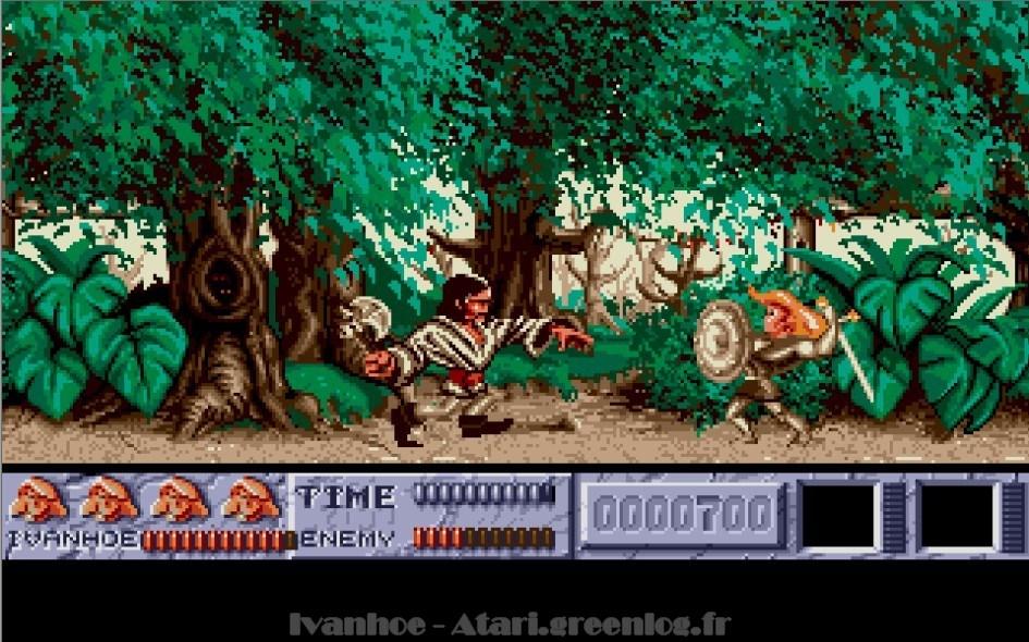 Ivanhoe : Impression d'écran 7