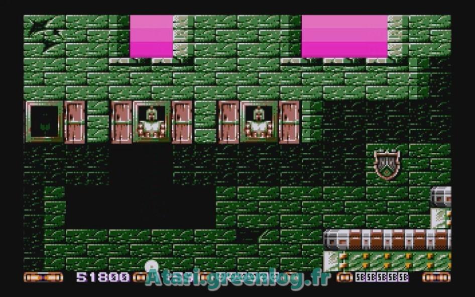 Jim Power : Impression d'écran 10