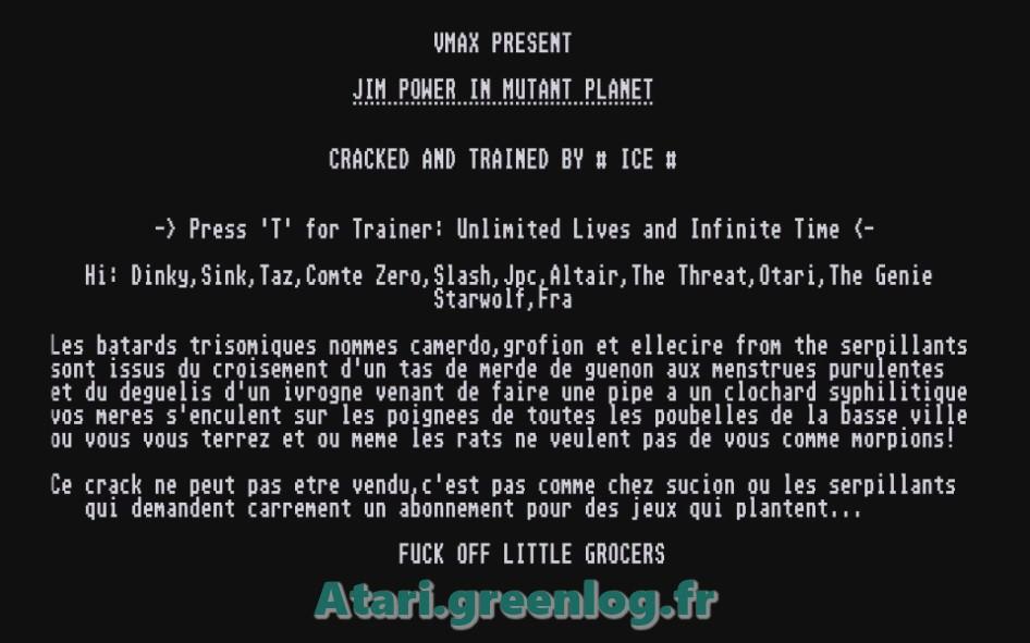 Jim Power : Impression d'écran 19