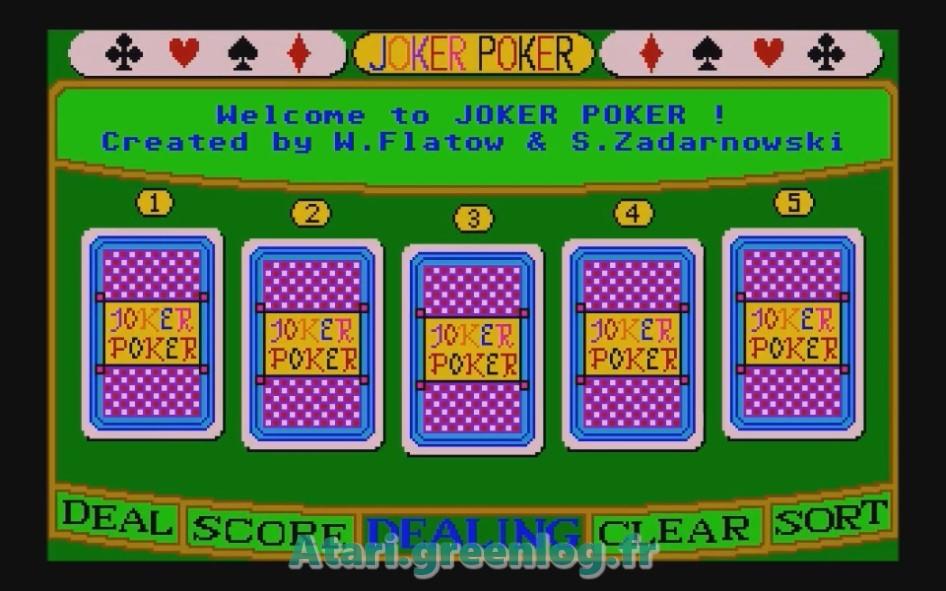 Joker Poker : Impression d'écran 3
