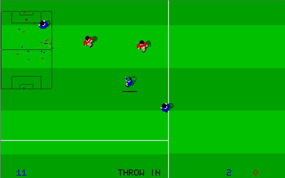 Kick Off : Impression d'écran 11