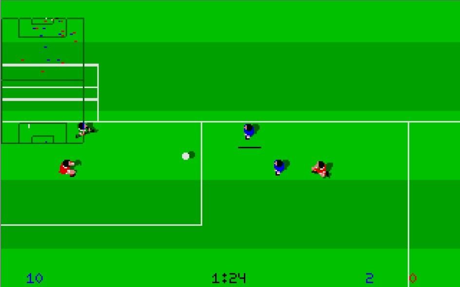Kick Off : Impression d'écran 12