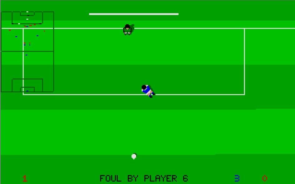 Kick Off : Impression d'écran 15