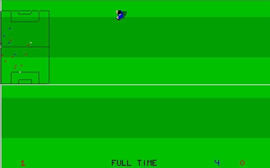 Kick Off : Impression d'écran 19