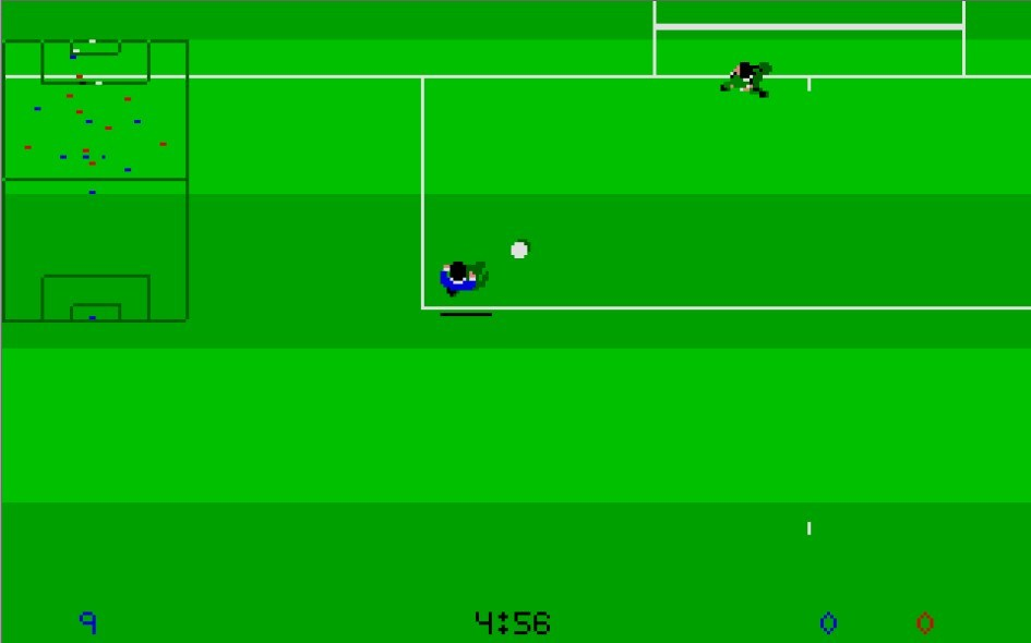 Kick Off : Impression d'écran 7